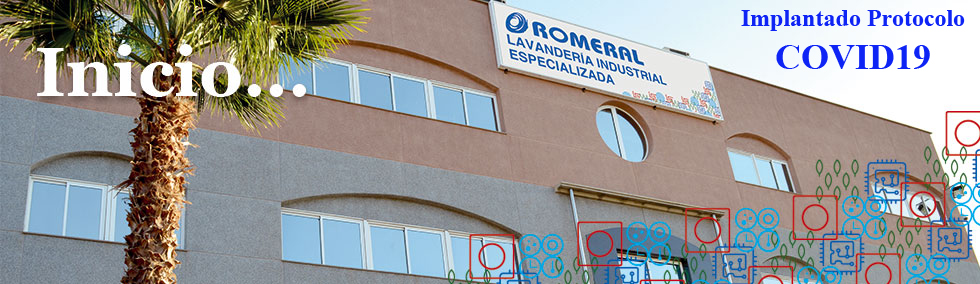 Events | ROMERAL - Specialized Industrial Laundry